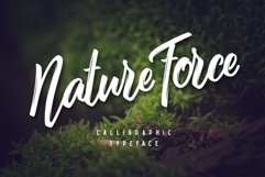 Nature Force script Product Image 1