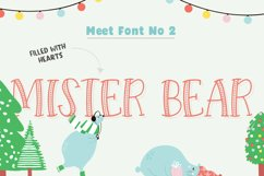 Forest Creatures Font Trio Product Image 3