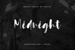 Midnight SVG Product Image 1