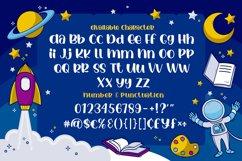 Luar Galaxy - Handwritten fonts Product Image 6