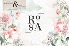 RoSA - Floral Clipart Set Product Image 1