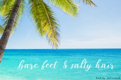Beach DayScript Font Product Image 2