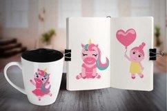 Unicorn SVG Product Image 5