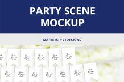 Party Scene creator Mockup, Party Decoration Mockup, 1090 Product Image 6