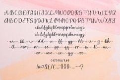 Web Font Pear Zefir Script Font Product Image 5
