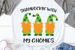 Funny St. Patricks Day Svg, St Patricks Day Shirt, Kids Svg Product Image 1