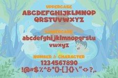 Kartooni - Cartoon Comic Font Product Image 6