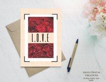 Love PDF Card E card,Card Instant Down Product Image 6