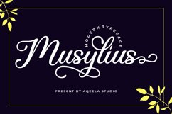 Musylius Product Image 1