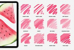 Watercolor brushes for procreate 5 Product Image 2