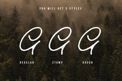 Old Bridges - Vintage Signature Font Product Image 9