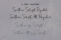 Smithen SVG Script Font Product Image 3