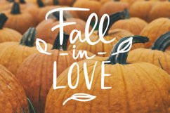 Lettering Pack about Autumn Product Image 3