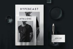 Avalore - Modern Font Family Product Image 3