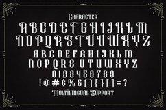 Rafiquell - Victorian Decorative Font Product Image 11