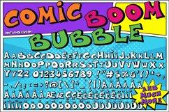 Comic Boom Bubble Product Image 4