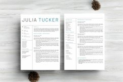 Professional & Creative Resume Template Product Image 4