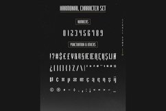 Harmonial Font Family - Sans Serif Product Image 6