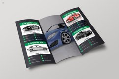 Car Rental TriFold Template Product Image 4