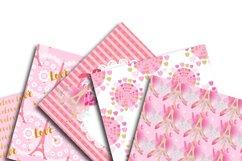 Love Digital Paper Product Image 3