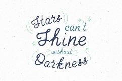 April—handwritten font Product Image 6