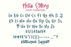 Hello Eatery - Handlettering Pack Product Image 4