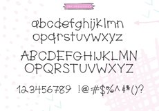 Water Park - A Cute Handwritten Font Product Image 6