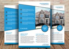 House For Sale Flyer Design Product Image 1