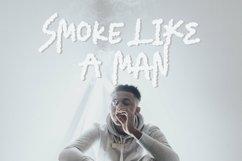 Web Font Smoker - Rough Smoked Font Product Image 4