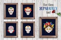 Dia de los Muertos Skull Collection Product Image 6