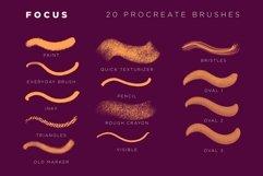 Focus - Procreate Brushes Product Image 3