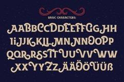 La Belman font & bonus Product Image 3
