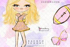 Back to School Teachers Clipart Pack   Drawberry CP014 Product Image 4