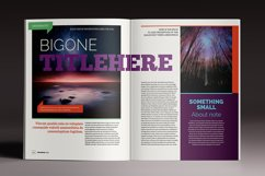 Colorful Indesign Template Product Image 4