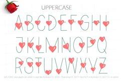 Love Valentines svg color font Product Image 2