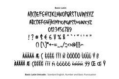 Brush Font Bundle Product Image 2