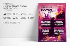 Prestige Sounds Festival Flyer Templates Product Image 3
