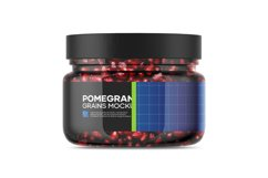 Pomegranate Grains Mockup Product Image 5