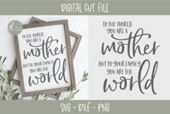 Mother's Day Bundle - 8 Designs - SVG, DXF & PNG Product Image 6