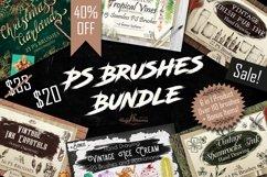 40%OFF! PS Brushes Bundle Product Image 1