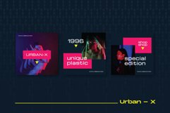 Urbanix - Post & Stories Instagram Template Product Image 4