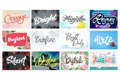 Mega Exclusive Font Bundle - 350 Font Product Image 7