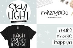 Spring Font Bundle - Fonts for Crafters Product Image 10