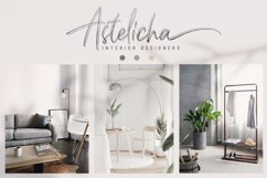 Janetta Rossie   Font Duo SVG extra Product Image 4