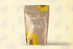 Sunflower. JPG, PNG. Product Image 7