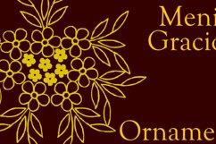 Menina Graciosa Ornaments Product Image 3