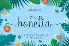 Web Font Bonelia Product Image 1