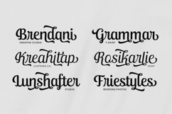 Ralsteda Script - Font Family Product Image 5