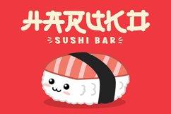 OKASHI - Japanese Font Product Image 2