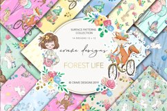 Forest Life Patterns Product Image 1